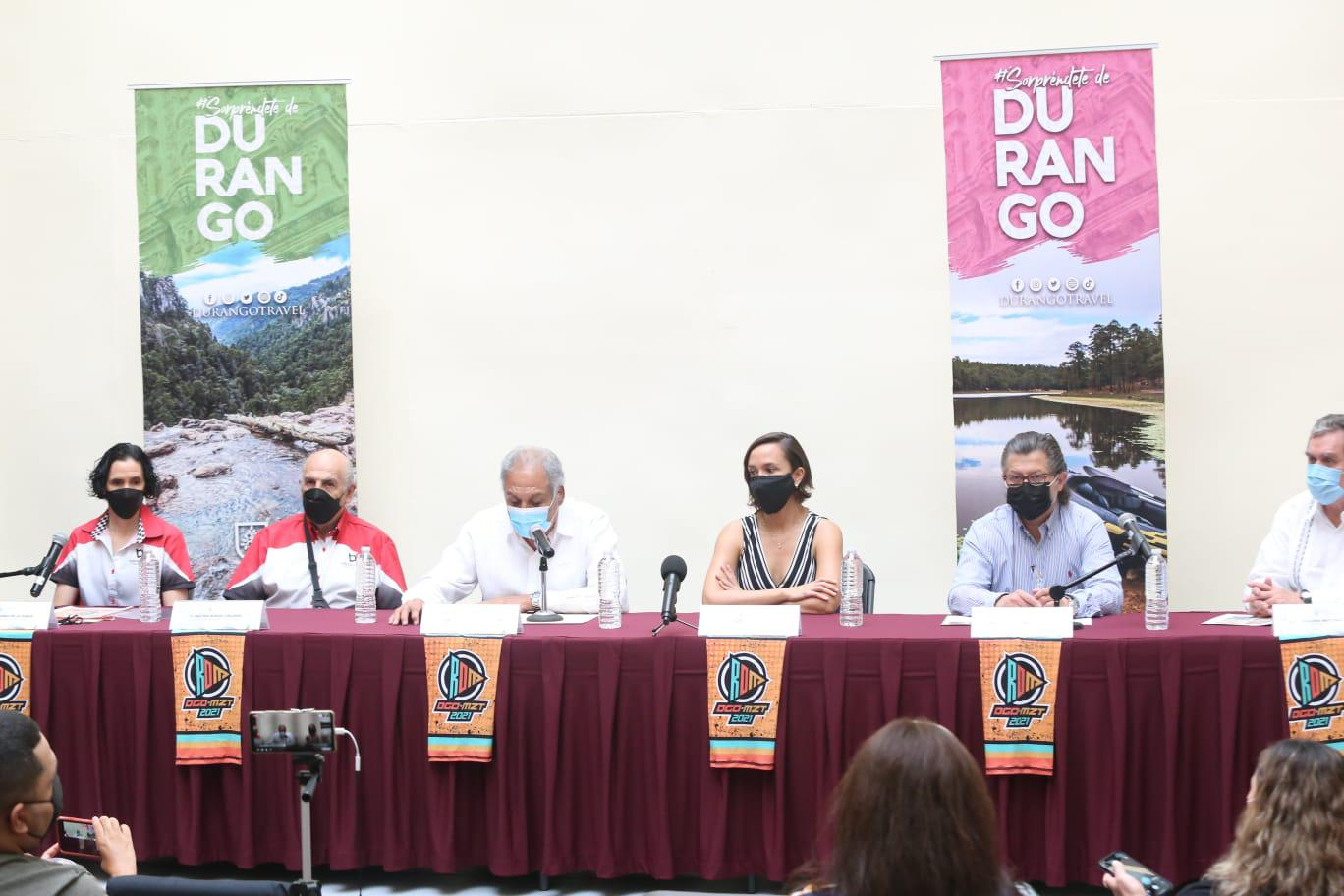 $! About 250 pilots will challenge the challenge of the Ruta Durango Mazatlán 2021