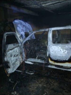 Incendian vehículo de ambientalistas en Jalisco