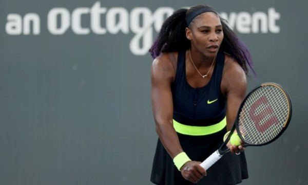 Serena Williams, eliminada por Shelby Rogers en cuartos del WTA de Lexington