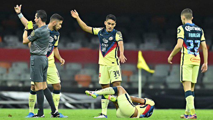 Jesús López se perderá hasta cuatro meses por fractura de tobillo en el juego ante Olimpia