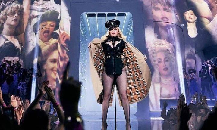 Madonna abre los MTV VMAs 2021, quien le rinde un homenaje