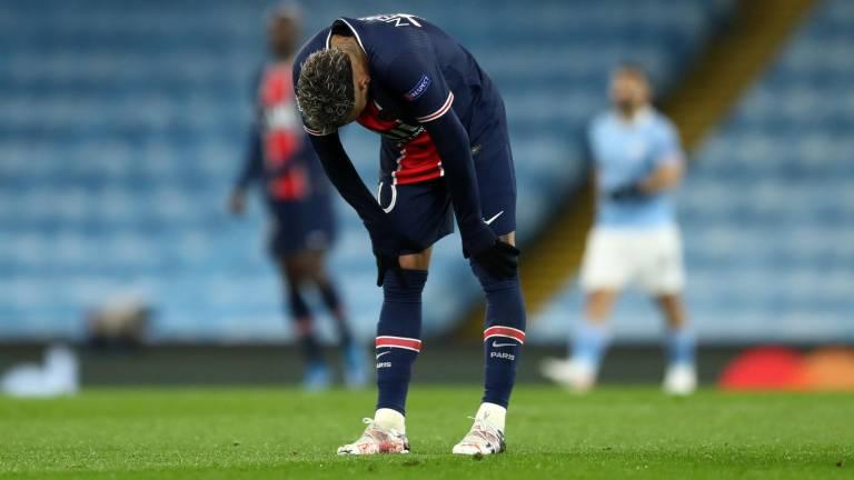 Neymar lamenta la derrota del PSG en la Champions y dice que el esfuerzo no  fue