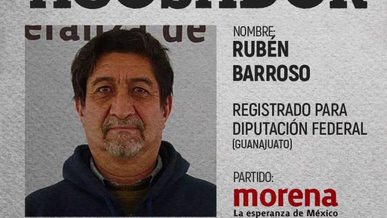 $!PRI, PAN, PES y Morena llevan a 25 hombres y una mujer con señalamientos de violencia de género